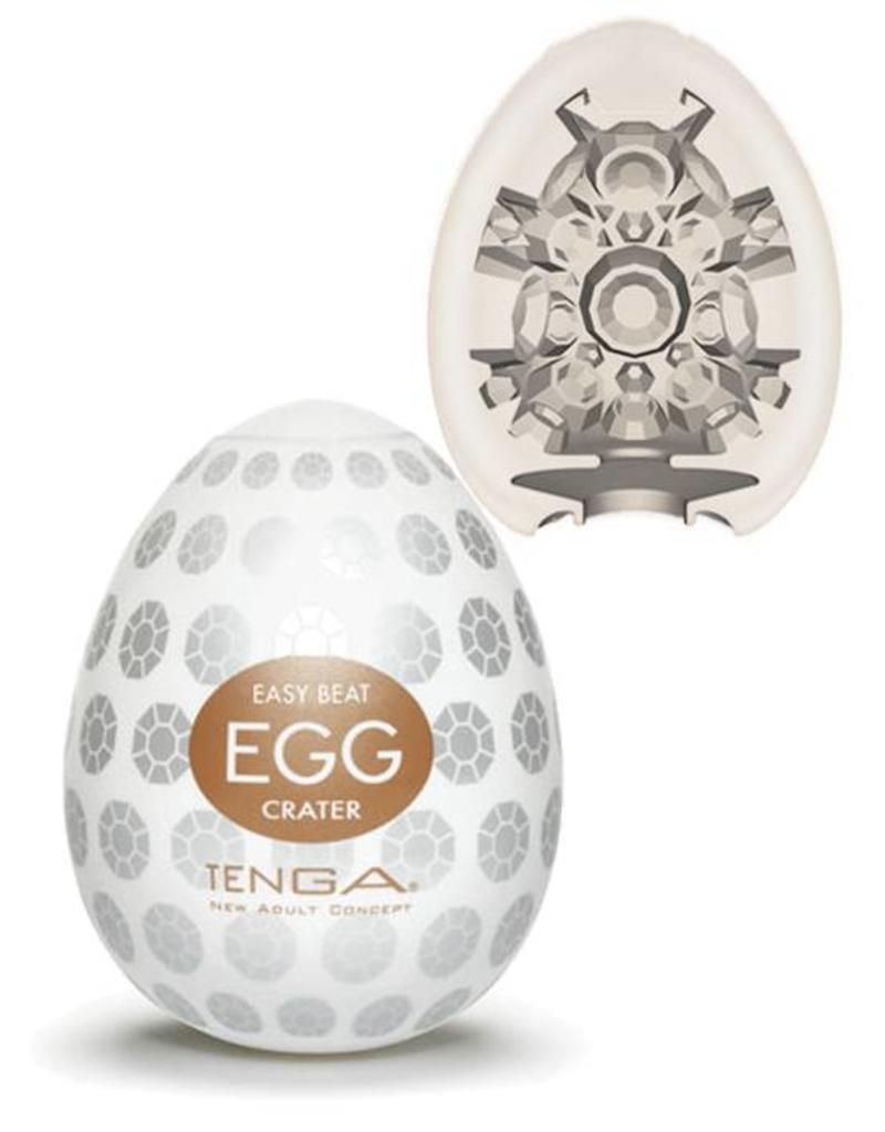 Tenga Tenga - Hard Boiled Egg Crater
