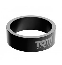 Tom of Finland Tom of Finland Gun Metal Cock Ring