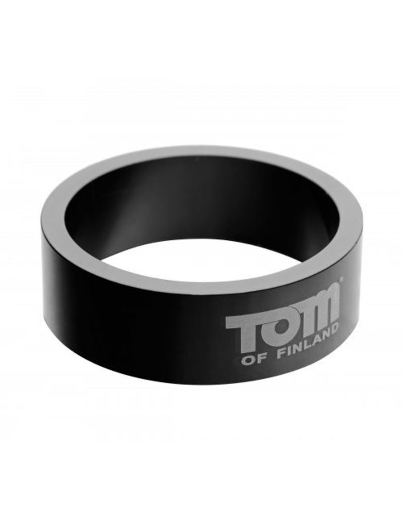 Tom of Finland Tom of Finland Gun Metal Cock Ring