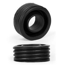 Keepburning Burning Wheels 100% Silikon Cockring CK12 Schwarz
