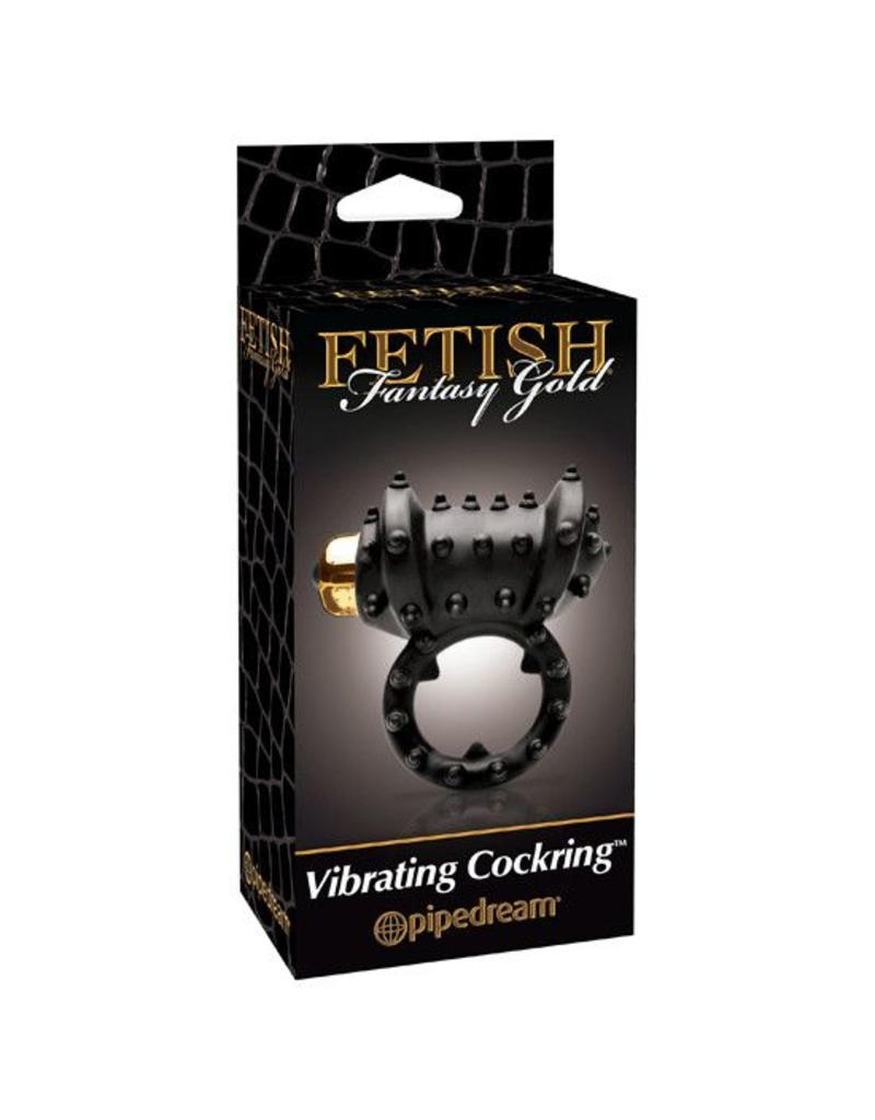 Fetish Fantasy Gold vibrierender Cockring