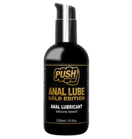 PUSH AnalLube Silikon Gold Edition