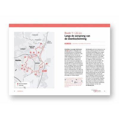 Eigen uitgave VVV Zuid-Limburg Mijn Fietsroute M2015