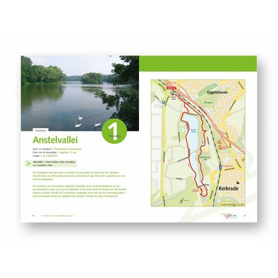 Wandelgids 'En route Landgraaf'