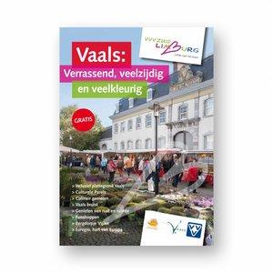 Brochure 'Vaals! Verrassend, veelzijdig en veelkleurig'