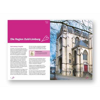 Brochure 'Willkommen in Zuid-Limburg' (Duitstalig)