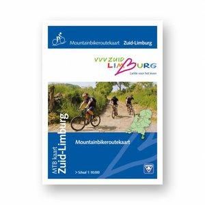 Eigen uitgave VVV Zuid-Limburg Mountainbike-routes Zuid-Limburg