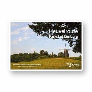 Fietsroute 'Heuvelroute Parkstad Limburg'