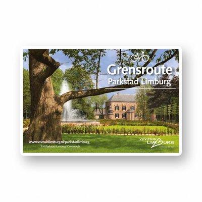 Fietsroute 'Grensroute Parkstad Limburg'
