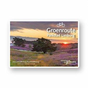 Fietsroute 'Groenroute Parkstad Limburg'
