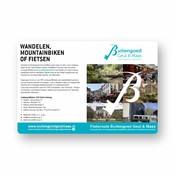 Fietskaart 'Buitengoed Geul & Maas'