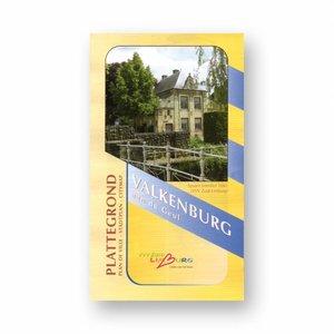 Stadsplattegrond Valkenburg