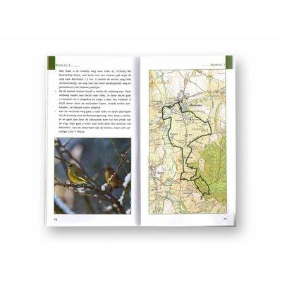 Eigen uitgave VVV Zuid-Limburg Wandelgids 'Meer Vijlenerberg Kroegjesroutes'