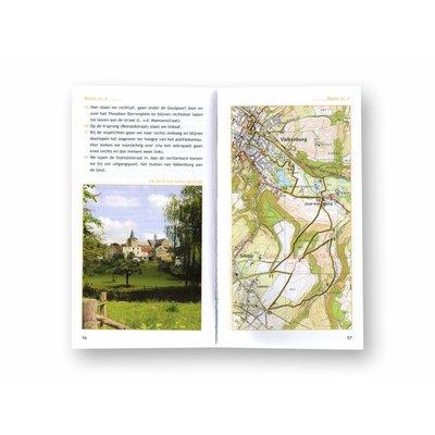 Wandelgids 'Wandelend genieten van Valkenburg aan de Geul'