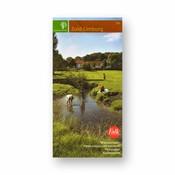 Wandelkaart 32 Zuid-Limburg Staatsbosbeheer
