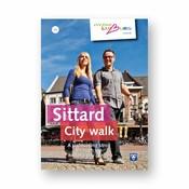 Eigen uitgave VVV Zuid-Limburg Stadswandeling Sittard (Engelstalig)