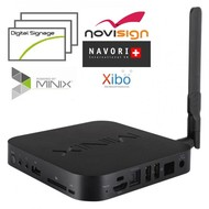MINIX MINIX X7-i Quad Core Mini PC Auto Power On Digital Signage