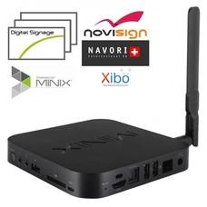 MINIX MINIX X7-i Quad Core Mini PC Auto Power On Digital Signage