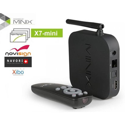 MINIX MINIX NEO X7mini Android 4.2.2 Quad Core TV Box  Digital Signage