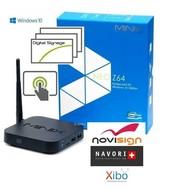 MINIX NEO Z64 Windows 10 Digital Signage Auto Power on