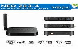 Nieuwe Bios voor de MINIX NEO Z83-4