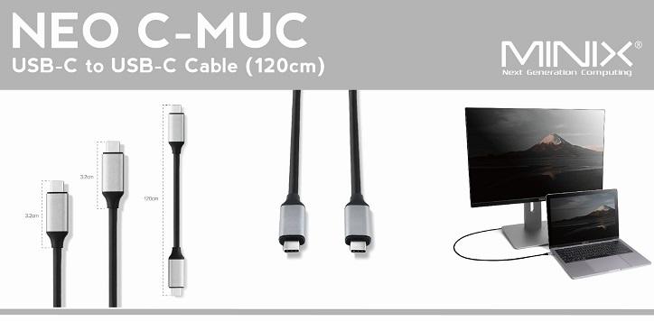 MINIX NEO C-MUC USB C