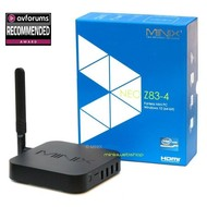 MINIX NEO Z83-4 V2 Windows 10 Quad Core Mini PC 32GB/4GB