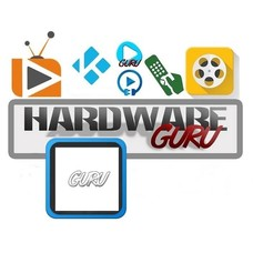Hardwareguru Dashboard app voor Hardwareguru Kodi installatie