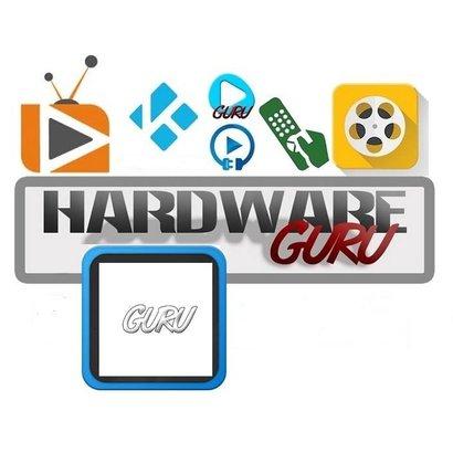Hardwareguru Dashboard app For Hardwareguru Kodi installation