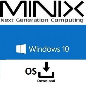 Re-install Windows 10 Pro OS op de  MINIX NEO Z83-4 Pro