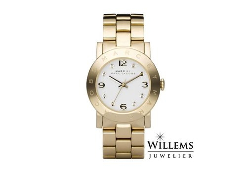 Marc Jacobs Amy dames Horloge MBM3056