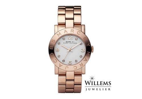 Marc Jacobs Amy dames Horloge MBM3077