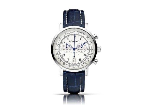 Pontiac Brighton heren horloge P40010