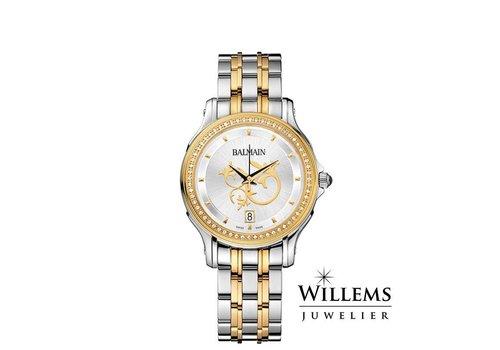 Balmain Elysee Round dames horloge B18533916