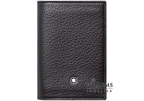 Montblanc Meisterstück Soft Grain Card Holder 111129