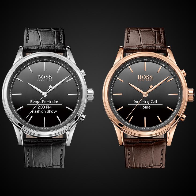 Boss classic smartwatch