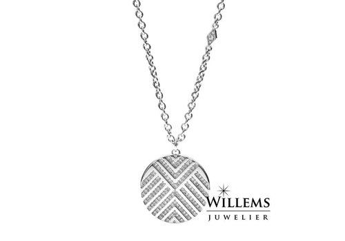 Fossil dames ketting JF02673040