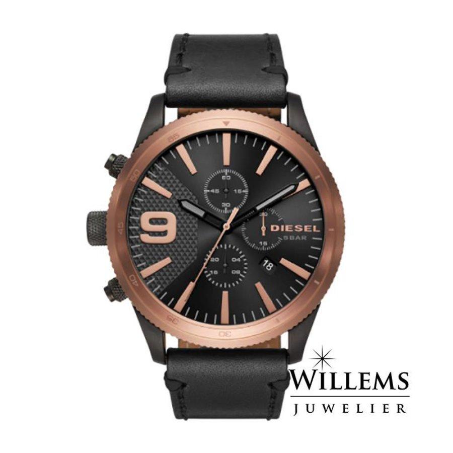 Rasp Chrono heren horloge DZ4445