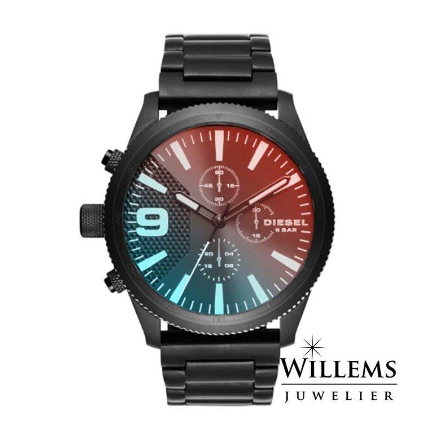 Rasp Chrono heren horloge DZ4447