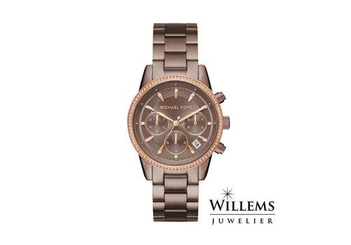 Michael Kors Ritz dames horloge MK6529