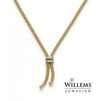 Necklace Rope Maori 809 BBR 0.09ct