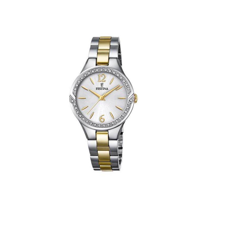 Mademoiselle dames horloge F20247/2