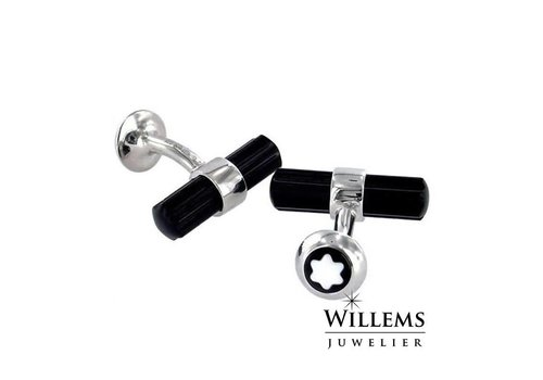 Montblanc Exclusive Cuff Links Onyx 103131