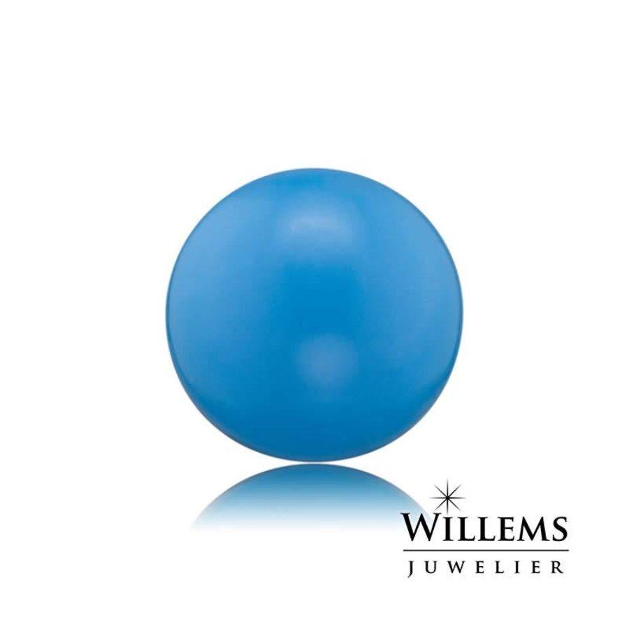 turquoise klankbol medium ERS-06-M