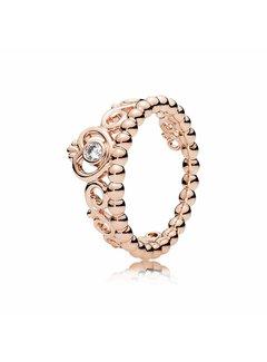 Pandora ring Rose Tiara 180880CZ