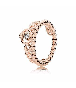 Pandora My princess tiara ring 180880CZ