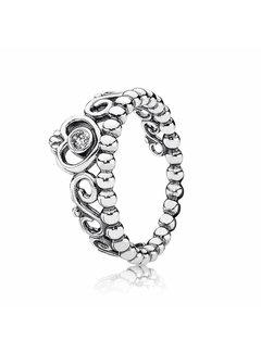 Pandora Silver ring with cubic zirconia 190880CZ