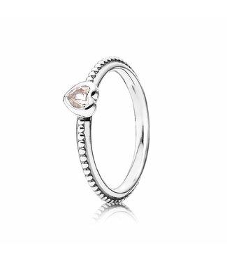 Pandora Heart silver ring 190896SLP