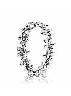 Pandora Daisy silver ring 190934CZ