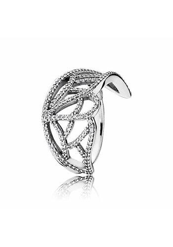 Pandora ring 190937CZ Size 56